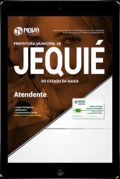 Download Apostila Prefeitura de Jequié - BA - Atendente (PDF)