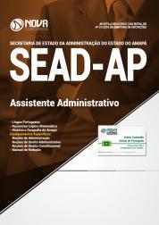 Apostila SEAD-AP - Assistente Administrativo