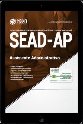Download Apostila SEAD-AP - Assistente Administrativo (PDF)