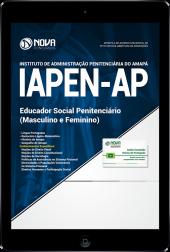 Download Apostila IAPEN-AP - Educador Social Penitenciário (PDF)