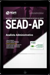 Download Apostila SEAD-AP - Analista Administrativo (PDF)