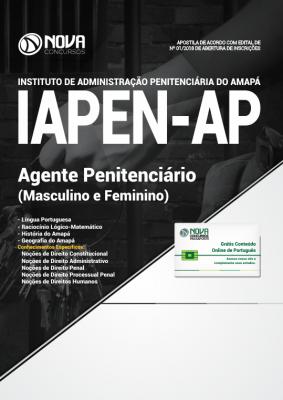Apostila IAPEN-AP - Agente Penitenciário