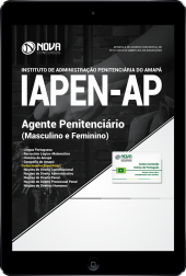 Download Apostila IAPEN-AP - Agente Penitenciário (PDF)
