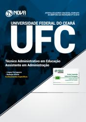 Apostila UFC - Técnicos Administrativos em Educação - Assistente em Administração