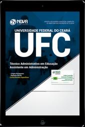 Download Apostila UFC - Técnicos Administrativos em Educação - Assistente em Administração (PDF)