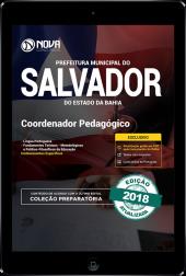 Download Apostila Prefeitura de Salvador - BA - Coordenador Pedagógico (PDF)