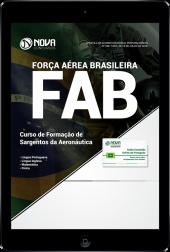 Download Apostila Aeronáutica (FAB) - Curso de Formação de Sargentos - EEAR (PDF)