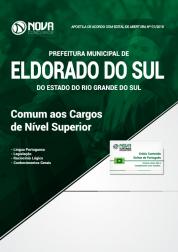 Apostila Prefeitura de Eldorado do Sul - RS - Comum aos Cargos de Nível Superior