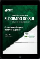 Download Apostila Prefeitura de Eldorado do Sul - RS - Comum aos Cargos de Nível Superior (PDF)