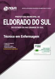 Apostila Prefeitura de Eldorado do Sul - RS - Técnico em Enfermagem