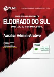 Apostila Prefeitura de Eldorado do Sul - RS - Auxiliar Administrativo