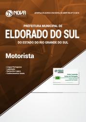 Apostila Prefeitura de Eldorado do Sul - RS - Motorista