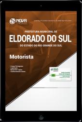 Download Apostila Prefeitura de Eldorado do Sul - RS - Motorista (PDF)