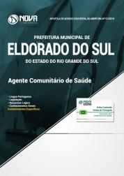 Apostila Prefeitura de Eldorado do Sul - RS - Agente Comunitário de Saúde