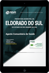Download Apostila Prefeitura de Eldorado do Sul - RS - Agente Comunitário de Saúde (PDF)