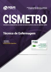 Apostila CISMETRO - SP - Técnico de Enfermagem