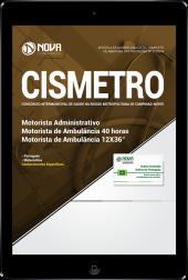 Download Apostila CISMETRO - SP - Motorista (PDF)