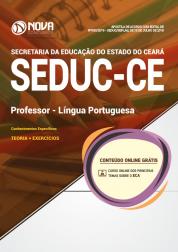 Apostila SEDUC-CE - Professor - Nível A - Especialidade: Língua Portuguesa