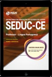 Download Apostila SEDUC-CE - Professor - Nível A - Especialidade: Língua Portuguesa (PDF)