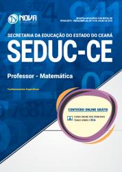 Apostila SEDUC-CE - Professor - Nível A - Especialidade: Matemática