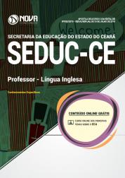Apostila SEDUC-CE - Professor - Nível A - Especialidade: Língua Inglesa
