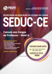 Apostila SEDUC-CE - Comum aos Cargos de Professor - Nível A