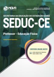 Apostila SEDUC-CE - Professor - Nível A - Especialidade: Educação Física
