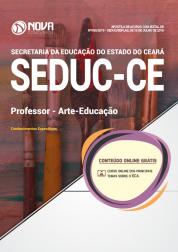 Apostila SEDUC-CE - Professor - Nível A - Especialidade: Arte - Educação