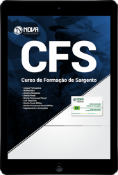 Download Apostila PM-SP (CFS) - Curso de Formação de Sargento (PDF)