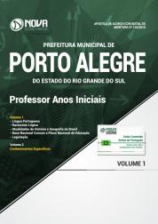 Apostila Prefeitura de Porto Alegre - RS - Professor Anos Iniciais
