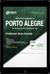 Download Apostila Prefeitura de Porto Alegre - RS - Professor Anos Iniciais (PDF)