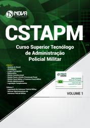 Apostila CSTAPM-SP - Curso Superior Tecnólogo de Administração Policial Militar