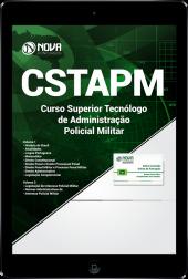 Download Apostila CSTAPM-SP - Curso Superior Tecnólogo de Administração Policial Militar (PDF)