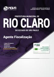 Apostila Prefeitura de Rio Claro - SP - Agente Fiscalização