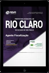 Download Apostila Prefeitura de Rio Claro - SP - Agente Fiscalização (PDF)