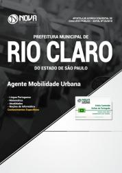 Apostila Prefeitura de Rio Claro - SP - Agente de Mobilidade Urbana