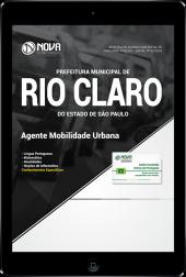 Download Apostila Prefeitura de Rio Claro - SP - Agente de Mobilidade Urbana (PDF)