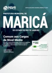 Apostila Prefeitura de Maricá - RJ - Comum Nível Médio