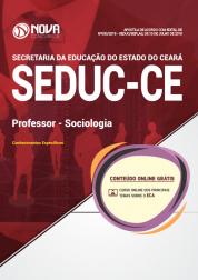 Apostila SEDUC-CE - Professor - Nível A - Especialidade: Sociologia