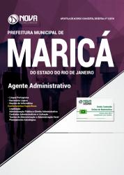 Apostila Prefeitura de Maricá - RJ - Agente Administrativo
