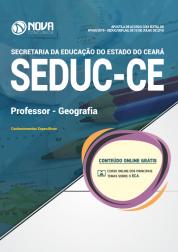 Apostila SEDUC-CE - Professor - Nível A - Especialidade: Geografia