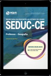 Download Apostila SEDUC-CE - Professor - Nível A - Especialidade: Geografia (PDF)
