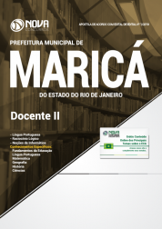 Apostila Prefeitura de Maricá - RJ - Docente II