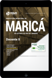 Download Apostila Prefeitura de Maricá - RJ - Docente II (PDF)