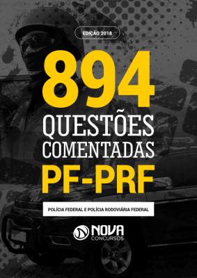 Livro de Questões Comentadas PRF
