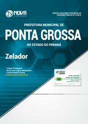 Apostila Prefeitura de Ponta Grossa - PR - Zelador