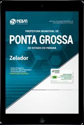 Download Apostila Prefeitura de Ponta Grossa - PR - Zelador (PDF)