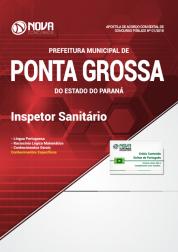 Apostila Prefeitura de Ponta Grossa - PR - Inspetor Sanitário