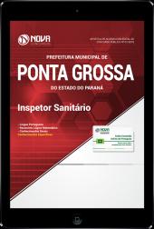 Download Apostila Prefeitura de Ponta Grossa - PR - Inspetor Sanitário (PDF)