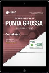 Download Apostila Prefeitura de Ponta Grossa - PR - Cozinheiro (PDF)